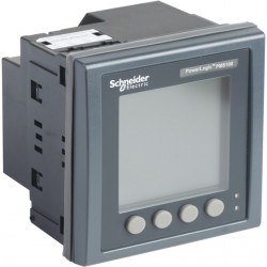 Analizor retea electrica SCHNEIDER ELECTRIC METSEPM5110, masurare parametri retele trifazate, MODBUS, iesire digitala si seriala, montaj incastrat