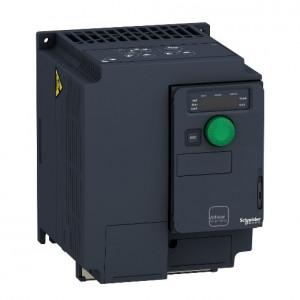 Convertizor de frecventa SCHNEIDER ELECTRIC ATV320U22N4C, 2.2KW, curent nominal 5.5A, alimentare trifazata
