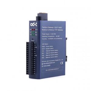 Convertor de protocol ODOT AUTOMATION SYSTEM S2E2, MODBUS RTU la MODBUS TCP, 2 porturi seriale RS232/RS485/RS42, 2 porturi ETHERNET, indicator led pentru status funcționare