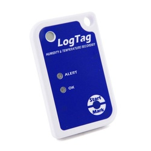 Data logger LogTag Recorders HAXO-8, temperatura si umiditate, cu senzor incorporat, memorie 8000 de inregistrari