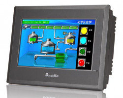 "HMI touch screen XINJE TG765-UT, 7"", USB, RS232/422/485"