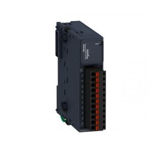 Modul extensie SCHNEIDER ELECTRIC TM3AQ4G, 4AO, tensiune sau curent, block terminal detasabil