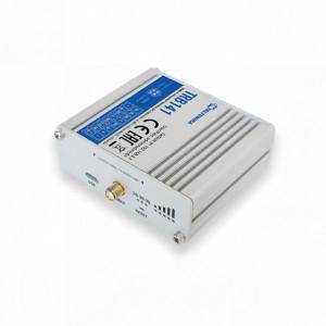 Modul I/O GSM 4G TELTONIKA TRB141, intrari digitale si analogice, iesiri in releu, micro USB, carcasa metalica