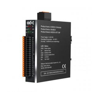 Modul I/O ODOT AIOBOX-MT124F, MODBUS RTU/ASCII/TCP, 16 DI, 1 port RS485, 2 porturi ETHERNET, indicator led pentru status funcționare
