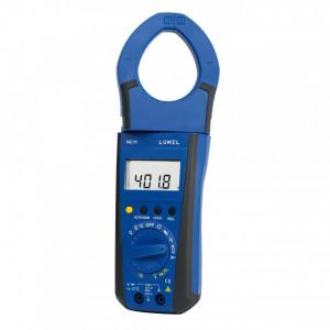Multimetru LUMEL NC11, măsurare tensiune, curent, rezistență sau temperatură, maxim 400A sau 1000A
