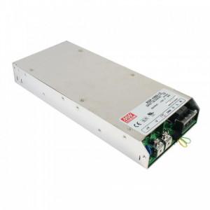 Sursa de alimentare MEAN WELL RSP-1000-12, iesire 12V, 60A, 720W