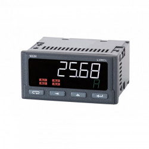 Traductor măsurare curent continuu LUMEL N32H, intrare pentru măsurare parametri curent continuu, 4 ieșiri în releu, RS485, alimentare 85-253 VAC sau 90-300 VDC