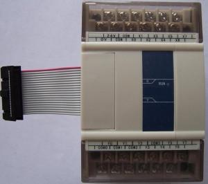 Modul extensie XINJE XC3-4AD-2DA, intrari analogice tensiune sau curent, iesiri analogice