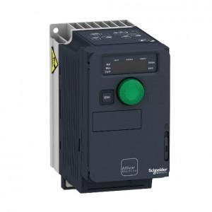 Convertizor de frecventa SCHNEIDER ELECTRIC ATV320U06M2C, 0.55KW, curent nominal 3.7A, alimentare monofazata