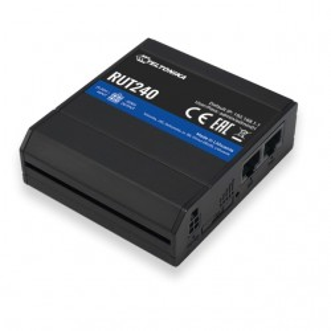 Router industrial 4G Teltonika RUT240, WiFi, 2 porturi Ethernet
