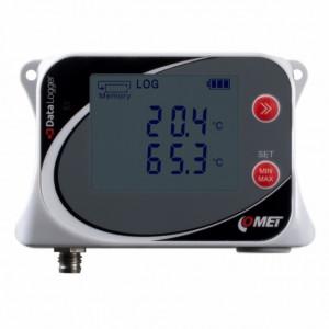 Data logger COMET SYSTEM U0111, masurare temperatura, pana la 500000 inregistrari, protectie IP67, intrare PT1000