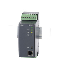 Data logger LUMEL SM61, Ethernet, 2 intrari RS485, USB