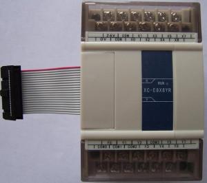 Modul extensie XINJE XC3-E16YT, 16 iesiri in tranzistor