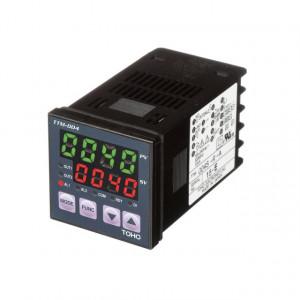 Regulator temperatura digital TOHO TTM-004W-R-AB, intrare termocuplu sau termorezistenta, iesiri releu