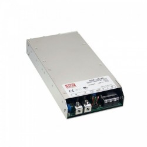 Sursa de alimentare MEAN WELL RSP-750-5, iesire 5V, 100A, 500W