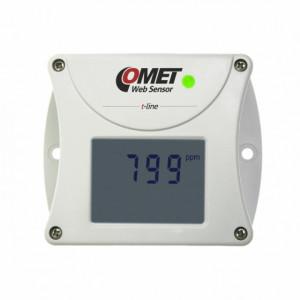 Traductor COMET SYSTEM T5540, masurare concentratie CO2, ETHERNET, IP65, senzor incorporat, montaj pe perete