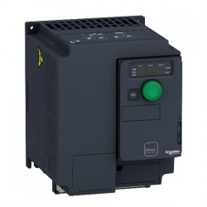 Convertizor de frecventa SCHNEIDER ELECTRIC ATV320U40N4C, 4KW, curent nominal 9.5A, alimentare trifazata