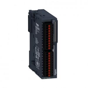 Modul extensie SCHNEIDER ELECTRIC TM3DQ16TG, 16DO, iesiri tranzistor, bloc terminal detasabil