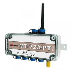 Modul I/O GSM INVENTIA MT-723PT, MODBUS RTU, intrari binare si analogice, senzor măsurare presiune încorporat, memorie internă 10 000 înregistrări