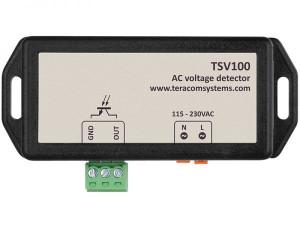 Senzor detectie tensiune TERACOM TSV100, tensiune 85 - 250V AC, izolare galvanica,