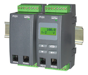 Traductor programabil LUMEL P12H, masurare curent si tensiune continua, RS-485
