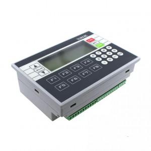 PLC cu HMI integrat XINJE XP3-18R-C, cu 10 DI/8DO releu, 24VDC
