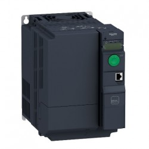 Convertizor de frecventa SCHNEIDER ELECTRIC ATV320U55N4B, 5.5KW, curent nominal 14.3A, alimentare trifazata