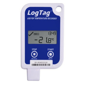 Data logger măsurare temperatură LogTag Recorders UTRID-16, ecran, memorie 16129 valori