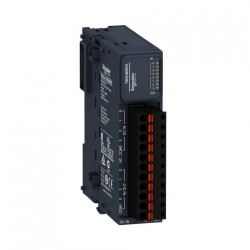 Modul extensie SCHNEIDER ELECTRIC TM3DM8RG, 4DI/4DO, iesiri releu NO, bloc terminal detasabil
