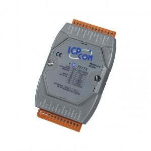 Modul I/O ICPDAS M-7017Z-G CR, 10/20 AI, RS485, Modbus RTU