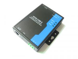 Convertor HEXIN HXSP-2108E-II, RS232/RS422/RS485 la Ethernet TCP/IP