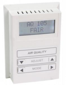 Traductor TEMCO CONTROLS AQ-1, masurare temperatura, umiditate si calitate aer, iesire 0-5V/0-10V, Modbus