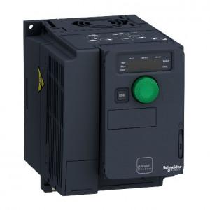 Convertizor de frecventa SCHNEIDER ELECTRIC ATV320U11N4C, 1.1KW, curent nominal 3A, alimentare trifazata