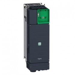 Convertizor de frecventa SCHNEIDER ELECTRIC ATV340D30N4E, 30KW, curent nominal 74.5A, Ethernet, module optionale, alimentare trifazata