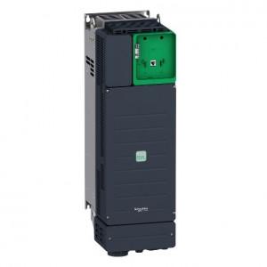 Convertizor de frecventa SCHNEIDER ELECTRIC ATV340D30N4E, 30KW, curent nominal 74.5A, Ethernet, module optionale, alimentare trifazata