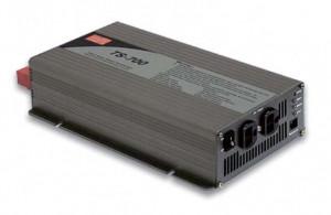 Convertor DC/AC MEAN WELL TS-700, iesire unda sinusoidala pura, 700W