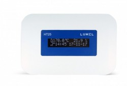 Data logger LUMEL HT25, inregistrare multicanal, memorie interna 8GB, Ethernet, MODBUS TCP/IP