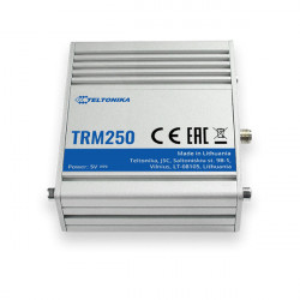 Modem GSM 4G TELTONIKA TRM250, comenzi AT, NB-IoT, micro USB, carcasa metalica