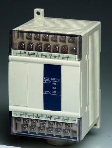 PLC XINJE XC3-14T-E 8DI/6DO, tranzistor, alimentare 230VAC