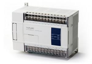 PLC XNJE XC3-32RT-E 18DI/14DO, tranzistor, releu, alimentare 230VAC