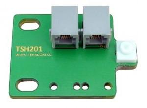 Senzor TERACOM TSH201, masurare temperatura si umiditate digital, conectori RJ11