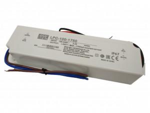 Sursa de alimentare de exterior MEAN WELL LPC-100-1750, protectie IP67, iesire 29 - 58V DC, 1.75A, 101.5W