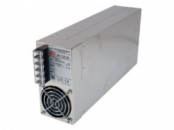 Sursa de alimentare MEAN WELL SP-750-27, iesire 27V, 27.8A, 750.6W