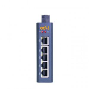 Switch industrial ODOT AUTOMATION SYSTEM MS105T, fără managment, 5 porturi Ethernet 10/100Mbps, alimentare 9 - 36V DC