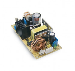 Convertor DC-DC MEAN WELL PSD-30C-12, intrare 36 - 72VDC, iesire 12VDC, 2.5A, 30W