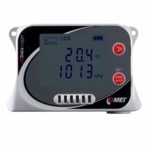 Data logger COMET SYSTEM U4130, masurare temperatura, umiditate si presiune atmosferica, pana la 500000 inregistrari, protectie IP67, senzor incorporat