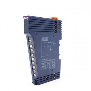 Modul de extensie I/O ODOT CT-3804, 4 intrări analogice pentru termocuple, 16Bit, indicator led pentru fiecare intrare
