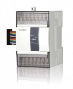 Modul extensie XINJE XD-E6TC-P, 6AI/6DO, intrari de temperatura termocuplu K, iesiri digitale, alimentare 24VDC