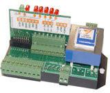 Placa relee 24V/18VA + transformator pentru TSTAT5