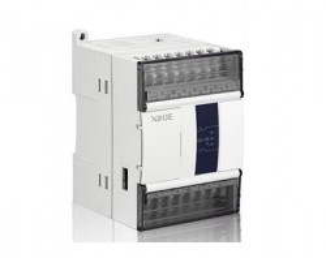 PLC XINJE XD3-16R-E, 8DI/8DO, iesiri releu, alimentare 100-240 VAC